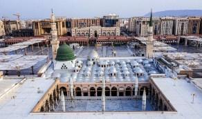 بالصور .. موضع الحصوة في المسجد النبوي ومكانتها التاريخية