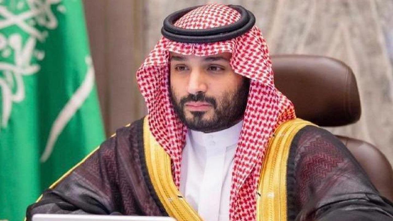 """ولي عهد دبي مهنئنا الأمير محمد بن سلمان بنجاح العملية الجراحية: """"تستاهل السلامة """""""