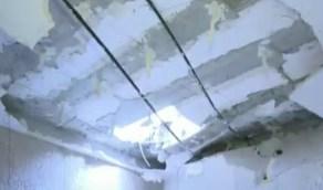 شاهد.. لقطات جديدةمن مكان سقوطشظايا الصاروخ الباليستي الذي أطلقه الحوثيون صوب الرياض
