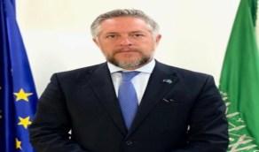 تعليقسفير الاتحاد الأوروبي بالرياض على الهجمات الحوثية التي استهدفت المملكة