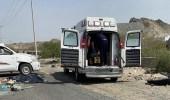 مصرع وإصابة 17 شخصًا في حادث مروع بطريق جدة_مكة