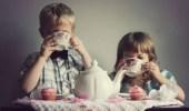 تأثير شرب الشاي على الأطفال
