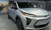 """""""جنرال موتورز"""" تكشف عن سيارتها الكهربائية الجديدة"""