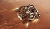 هبوط المركبة الفضائية «بيرسيفيرنس» على كوكب المريخ