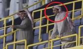 بالفيديو..الكشف عن هوية المرافق للبلطان خلال الملاسنة مع عبدالغني