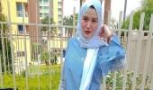 بالفيديو.. حنين حسام تخلع الحجاب بعد الإفراج عنها