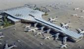 السيطرة على حريق في طائرة مدنية بمطار أبها بعد استهداف الحوثيين