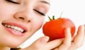 فوائد مذهلة للطماطم لبشرة صافية بلا أثر لحب الشباب