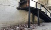 بالصور.. إغلاق مقهى مخالف يقدم الشيشية والمعسلات من باب جانبي بجدة