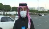 شاهد.. مراسل الإخبارية:لم يتأثر أحد من سكان أبها جراء الاعتداء الحوثي على المطار