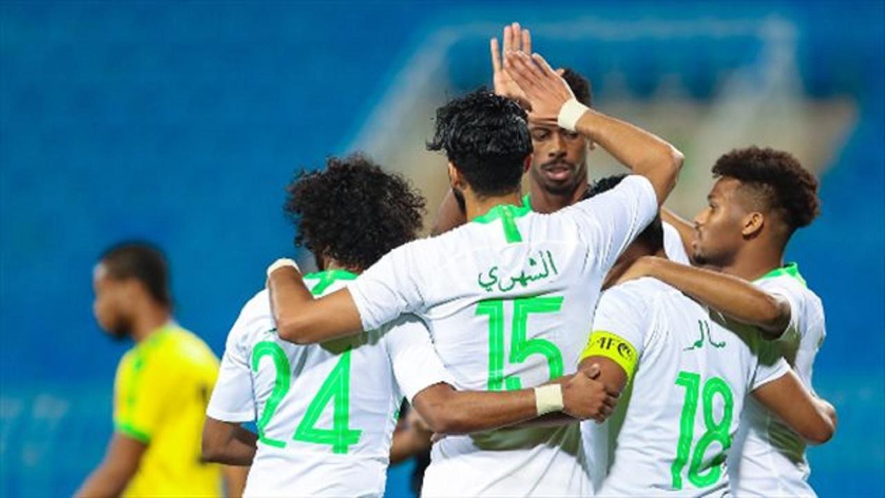 تحديد موعد مباراة الأخضر ضد اليمن