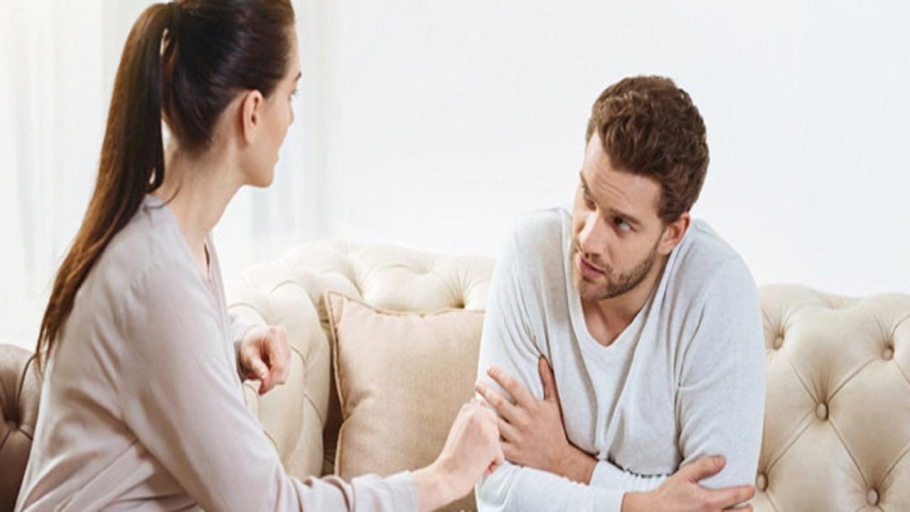 سبب رفض الزوج الخروج مع زوجته