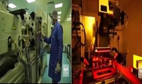 بالفيديو.. أول مصنع بالشرق الأوسط لإنتاج أجهزة قياس سكر الدم في عسير