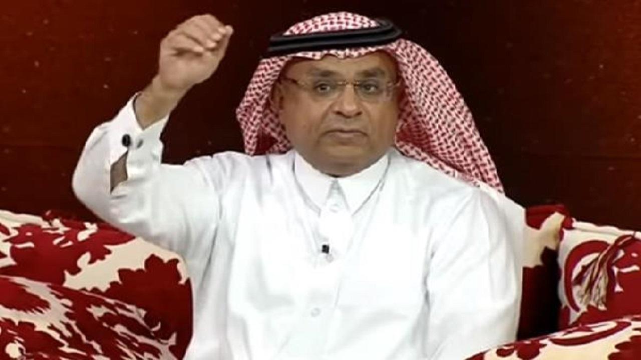 سعود الصرامي يهاجم حمد الله : قرار إبعاده أفضل الحلول
