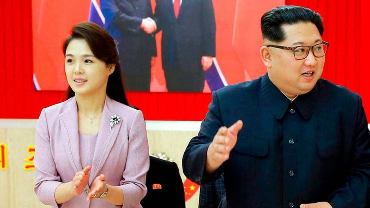 الكشف عن أسرار في حياة زوجة زعيم كوريا الشمالية