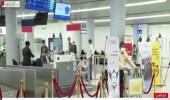 بالفيديو.. عودة العمل بمطار أبها بعد توقفه احترازيًا