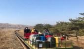 بالفيديو.. عودة دبلوماسيون روس من كوريا الشمالية سيرًا على الأقدام