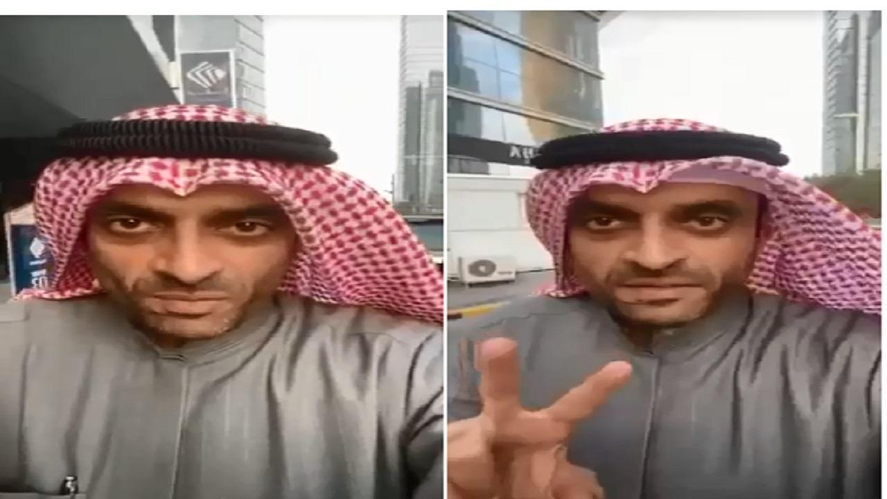 بالفيديو.. كويتي يدحض شائعات خطورة تطعيم فيروس كورونا