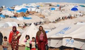 حفل زفاف في مخيم للنازحين السوريين يتحول لمأتم