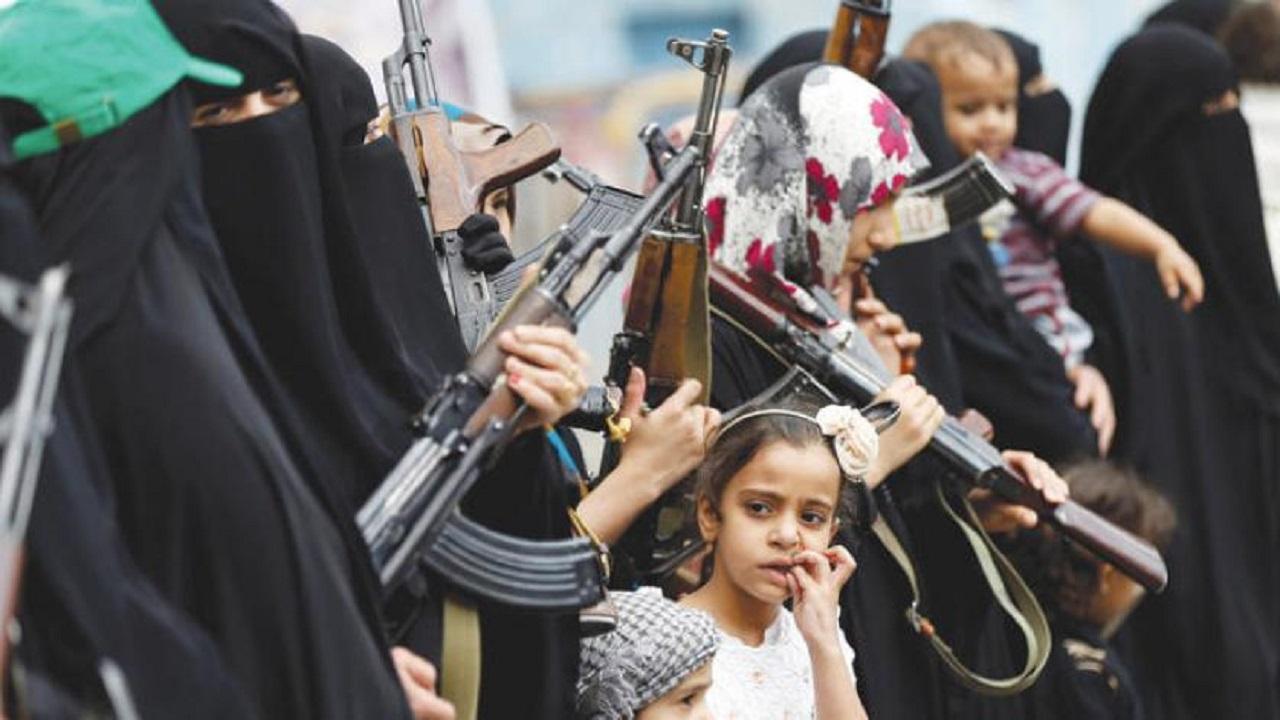 الكشف عن جهاز سري يجند النساء والأطفال لقتل المدنيين بمأرب