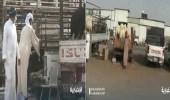 بالفيديو.. فوضى في سوق الأغنام بالسلي بسبب سيطرة العمالة الأجنبية المخالفة