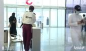 بالفيديو.. معاناة حراس الأمن بالمجمعات التجارية من تهاون بعض المتسوقين بالإجراءات الوقائية