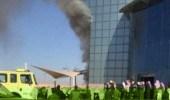 بيان عاجل من أمانة الجوف بشأن حريق مبنى بلدية القريات