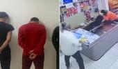 بالفيديو.. الإطاحة بـ 4 مواطنين ومقيم متورطين في دهس أحد رجال الأمن وسلب المارة بالرياض