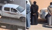 بالفيديو.. القبض على 12 يمنياً بتهمة الاحتيال والتسول في القصيم