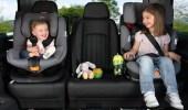 إرشادات تمكنك من السيطرة على الطفل داخل السيارة