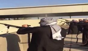 شاهد.. إطلاق نار كثيف في جنازة رجل أعمال عراقي يثير الجدل