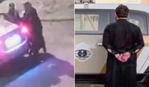 بالفيديو.. الإطاحة بثلاثة مواطنين حاولوا إركاب صبي بالقوة في سيارتهم ببيشة