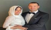 بالصور..حلا شيحة ومعز مسعود يحتفلان بعقد قرانهما
