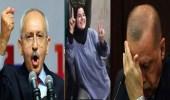 """زعيم المعارضة التركية يدافع عن متظاهرة: """" مقاس حذاءها أعلى من ذكاء أردوغان """""""