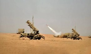 """""""التحالف"""": اعتراض وتدمير طائرة """"مفخخة"""" أطلقتها الميليشيا الحوثية تجاه خميس مشيط"""
