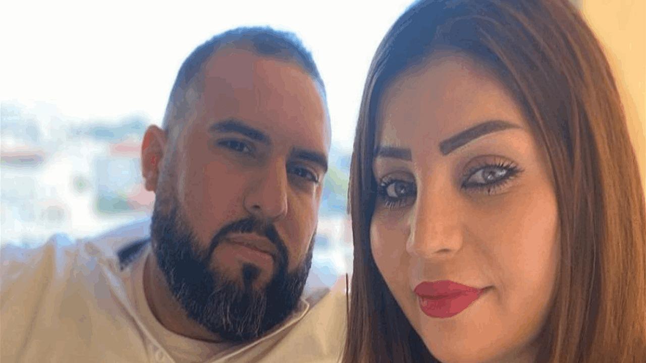 """زوج عارضة الأزياء زينة كنجو بعدما قتلها خنقًا: """" اشتقتلك """""""