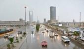 أمطار على معظم مناطق المملكة بدءً من الثلاثاء المقبل