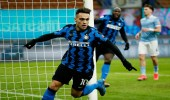 إنتر ميلان يتصدر الدوري الإيطالي بالفوز على لاتسيو