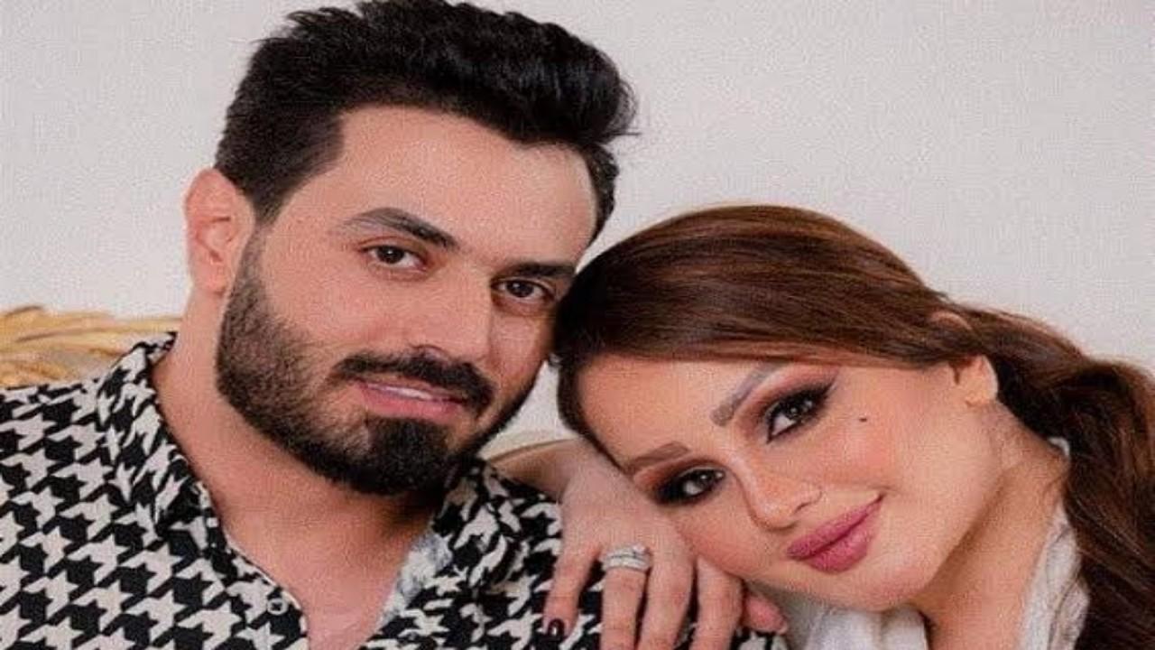 عقد قران جديد للشاعرة شهد الشمري على العراقي فهد زيد