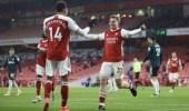 أرسنال يفوز على ليدز برباعيةفي الدوري الإنجليزي