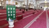 """""""الشؤون الإسلامية"""" تضبط 23 مخالفة للإجراءات الاحترازية في مساجد وجوامع الجوف"""