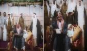 بالفيديو.. تسجيل نادر وملون للملك عبدالعزيز وبجانبه الملك سلمان في عمر ثلاث سنوات