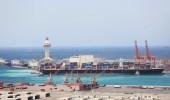 استئناف حركة الملاحة بميناء جدة الإسلامي
