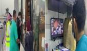 بالفيديو.. استرجاع مخالفات كورونا عبر كاميرات المراقبة بعد وقوعها