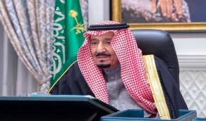 خادم الحرمين الشريفين يجري اتصالاً هاتفيًا بالرئيس الأمريكي الرياض