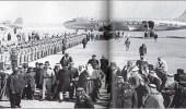 صورة قديمة لاستقبال الملك سعود لحاكم باكستان غلام محمد
