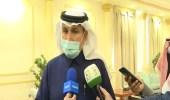 بالفيديو..وزير النقل يزف بشرى سارة لأهالي الجوف