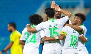 المنتخب الوطني يخوض مباراة ودية ضد نظيره الكويتي