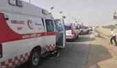 مصرع وإصابة 9 أشخاص بالرياض إثر حادث تسرب غاز