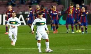 برشلونة يفوز على إلتشي بثلاثية في الليجا